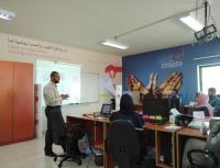 "Orange الأردن تخرّج طلبة مختبر (OYIL) في ""اليرموك"""
