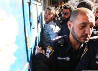 6 معتقلين من القدس