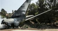 تحطم طائرة مدنية أمريكية أقلعت من المطار دون إذن