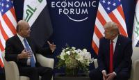 الرئيس العراقي يبحث خفض القوات الأجنبية مع ترامب