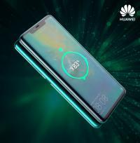 خاصية الشحن العكسي اللاسلكي من Huawei Mate 20 Pro