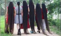 تعرف على صاحبة أطول شعر في العالم- صور