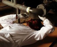طالب أردني يكتشف طريقة فريدة من نوعها في البحث النووي