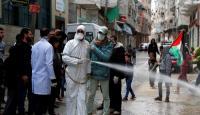 وفاة و324 إصابة جديدة بكورونا في فلسطين