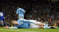 إصابة اللاعب البلجيكي دي بروين