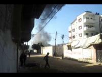 طائرات الاحتلال تقصف منزلين في غزة