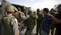 الجيش الإسرائيلي يعتقل 15 فلسطينياً