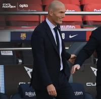 زيدان يحقق رقما تاريخيا في معقل برشلونة