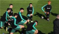 رونالدو يغيب عن معسكر البرتغال