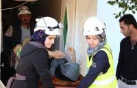 روسيا: الخوذ البيضاء موجودة بالأردن