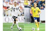 """""""رد الاعتبار"""" ..  شعار ألمانيا قبل لقاء السويد"""