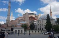 اعادة آيا صوفيا مسجداً  ..   ملف جديد لصراعات عربية على مواقع التواصل