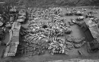 العثور على محاربين في حفرة عمرها 2100 سنة