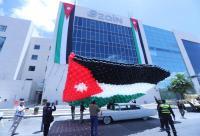 زين تضيء سماء المملكة احتفالاً بالاستقلال - صور
