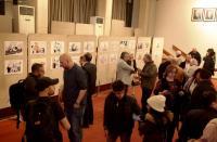 افتتاح مهرجان الكاريكاتير في الثقافي الملكي