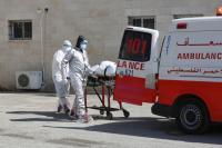 8 وفيات و692 إصابة كورونا جديدة في فلسطين