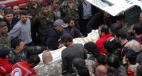 جبهة النصرة تتبنى التفجيرات الانتحارية في حمص