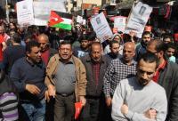 مسيرة لإسقاط اتفاقية الغاز الإسرائيلي
