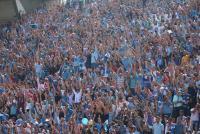 جماهير الفيصلي تطالب بفتح باب الانتساب للهيئة العامة