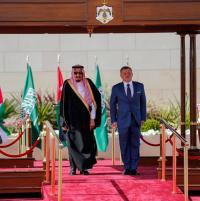 اتفاقية اردنية سعودية بمليار دولار