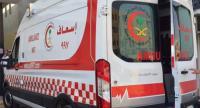 السعودية ..  مريض يهرب بسيارة إسعاف