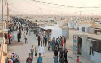سباق خيري للاجئين بمخيم الزعتري