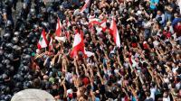 كيف تفاعل الأردنيون مع احتجاجات لبنان؟