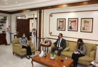 مباحثات اردنية مصرية بشأن الجنة العليا المشتركة
