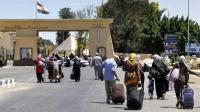 مصر تفتح معبر رفح لاستقبال جرحى العدوان السبت