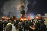 إعلان عن حالة طوارئ في اللد بعد مواجهات عنيفة