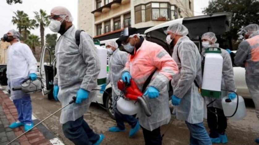 7 وفيات و533 إصابة جديدة بكورونا في فلسطين