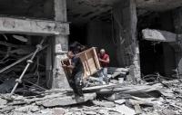 عدوان الاحتلال  ..  دمار  وخراب والمزيد من الدماء في غزة