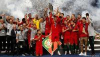 نتائج قرعة نصف نهائي دوري الأمم الأوروبية