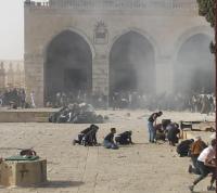 وسوم القدس تتصدر والنشطاء ينتفضون لاجل فلسطين