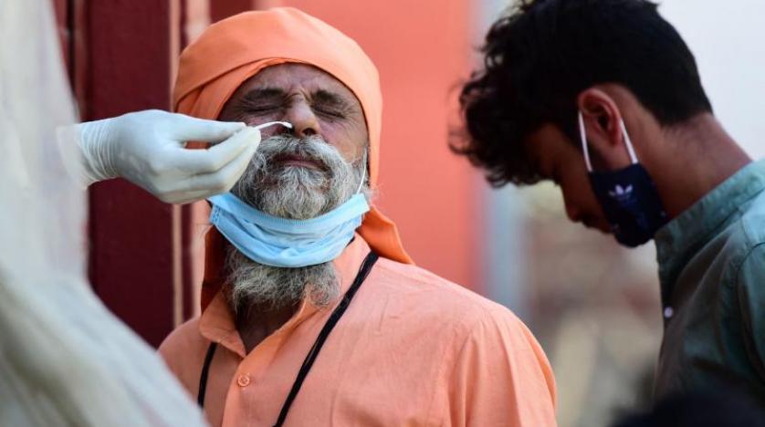 الهند تسجل أقل عدد إصابات بكورونا خلال 3 أشهر