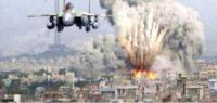 طائرات الاحتلال تقصف موقعين للمقاومة في غزة