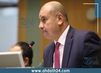 العودات يدعو لاجتماع طارئ لاتخاذ مواقف بمواجهة انتهاكات الاحتلال