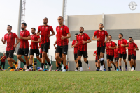 منتخب النشامى يعقد حساباته للتأهل للدور الحاسم من تصفيات كأس العالم