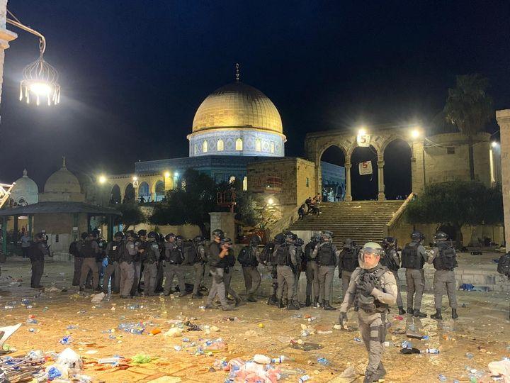 الأردن يحمل الاحتلال مسؤولية التصعيد