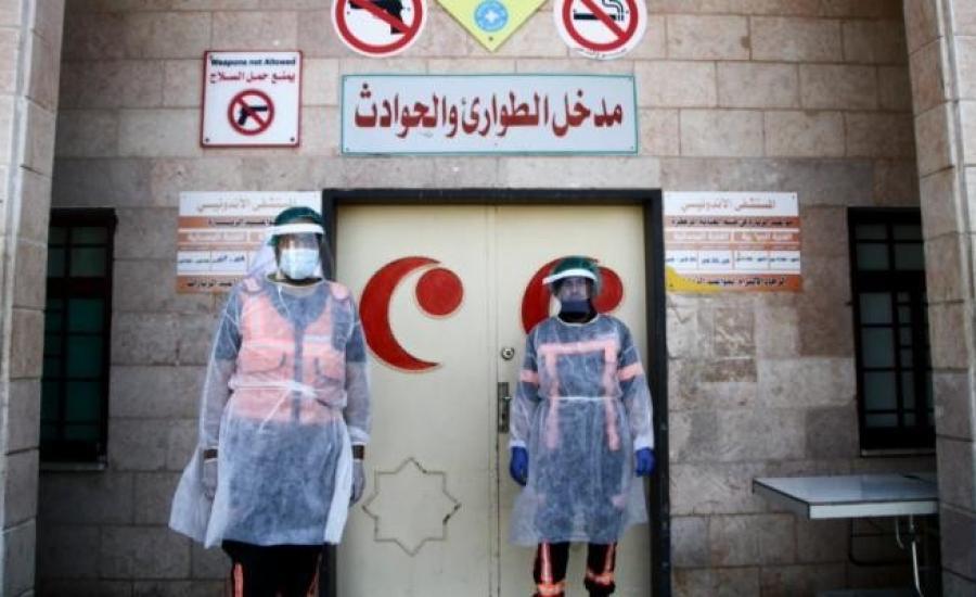 10 وفيات و1064 اصابة جديدة بكورونا في غزة