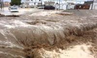 الأمانة: لا تجمع للمياه في طرق المدينة