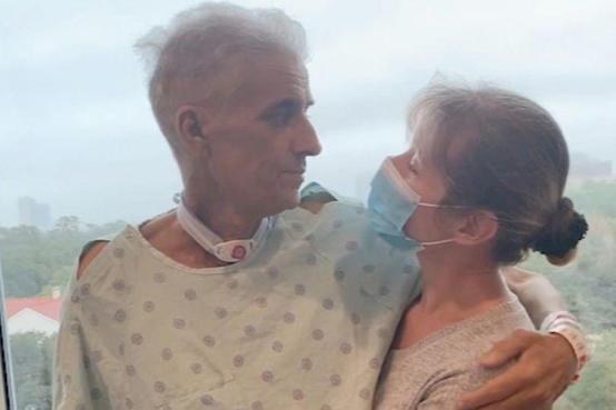 243 يوما من العلاج كرقم قياسي ..  بريطاني يشفى من كورونا