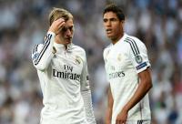 فاران وكروس يخسران جائزة الأفضل في ريال مدريد