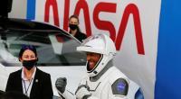 رائد فضاء أمريكي ينشر أول مقطع فيديو له من الفضاء بعد دخوله التاريخ