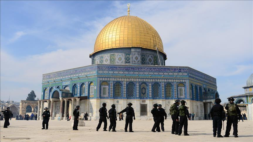 138 مستوطنا يقتحمون المسجد الأقصى