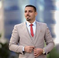 """محمد بني هاني ..  مبارك المولود الجديد """"رعد"""""""