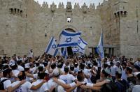 الاحتلال يوافق على مسيرة الأعلام في القدس