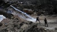 إصابة 44 فلسطينيا برصاص الاحتلال في نابلس