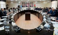 فراية يرأس اجتماع المجلس الاعلي للدفاع المدني