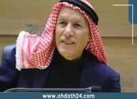 """العرموطي للخصاونة: """"حط ايدك بايد حماس"""""""